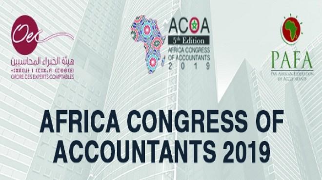 ACOA 2019 : Les comptables africains en conclave