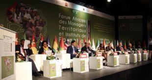 Forum africain : Formation et du renforcement des capacités des élus locaux