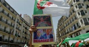 Algérie : La rue dit non au régime en place