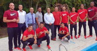 L'équipe nationale de boxe en stage de préparation à Cuba