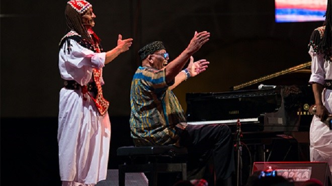 Essaouira : Le Festival Gnaoua et Musiques du Monde rend hommage à Randy Weston