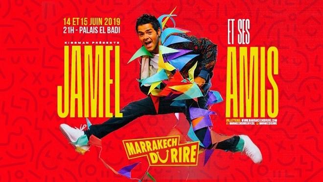 Marrakech Du Rire : La 9e édition du Festival prévue du 12 au 16 juin
