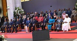 El Otmani représente SM le Roi à la commémoration du 10è anniversaire de la disparition de Feu Omar Bongo