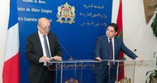 Le Maroc voit dans le prochain parlement européen plus d'opportunités que de défis (Nasser Bourita)