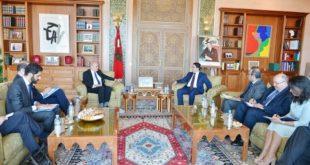 """Le Maroc """"n'a pas encore connaissance d'un quelconque plan de paix"""" pour la résolution du conflit au Moyen-Orient (Bourita)"""