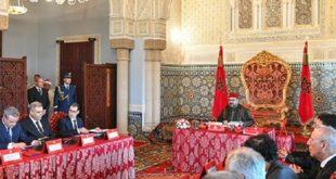 SM le Roi Mohammed VI préside un Conseil des ministres