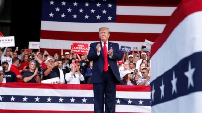 États-Unis : Trump va lancer sa campagne pour la présidentielle de 2020 depuis la Floride