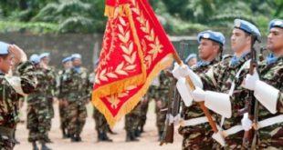 Missions de maintien de la paix : Hommage au contingent marocain déployé en RDC