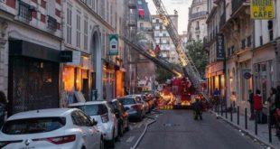 Paris : Trois morts dans l'incendie d'un immeuble