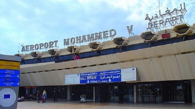 aéroport Mohammed V,ONDA