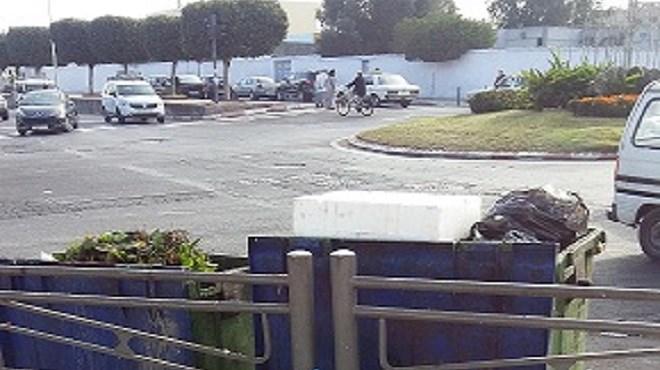 Casa la blanche : Les éboueurs réclament une réunion avec le wali