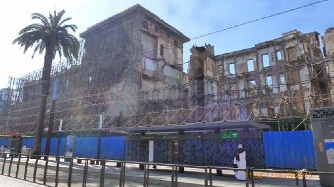 Casablanca : L'hôtel Lincoln enfin sauvé ?