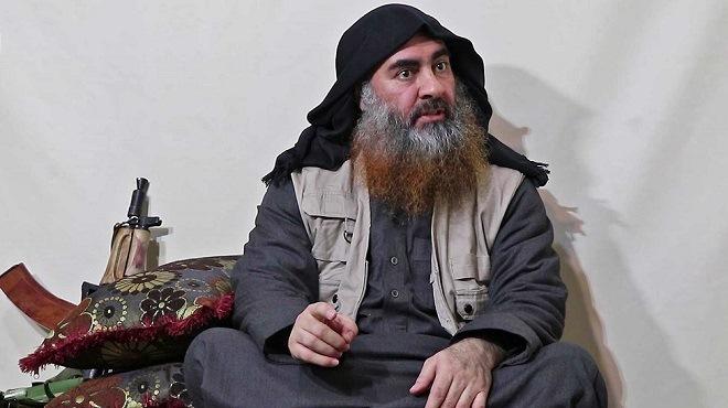 "Donald Trump annonce la mort du chef de ""l'Etat islamique"""