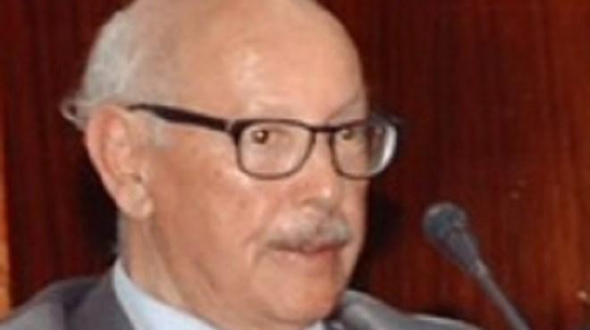 Ahmed Addioui, président de l'association Espace pour la Protection des Personnes Âgées du Maroc