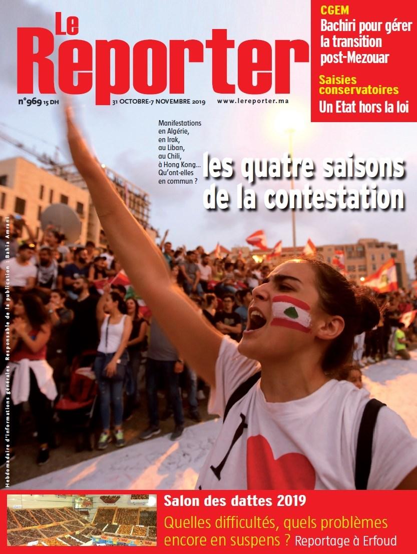 Manifestations : Algérie, Liban, Irak, Chili, Hong Kong