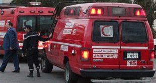 Accidents de la circulation : 13 morts et 1.828 blessés en périmètre urbain, la semaine dernière