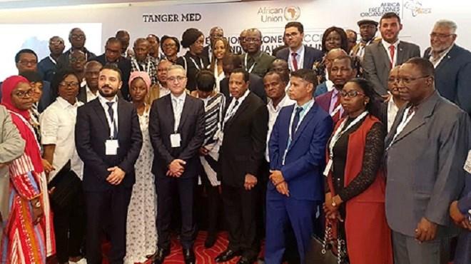 Addis-Abeba : Ouverture de la 4è Convention annuelle des zones économiques africaines