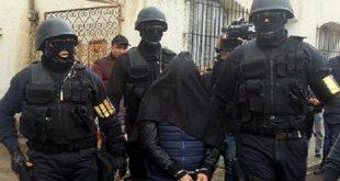 """BCIJ : Arrestation de 2 éléments partisans de """"l'Etat islamique"""" s'activant à Rabat"""