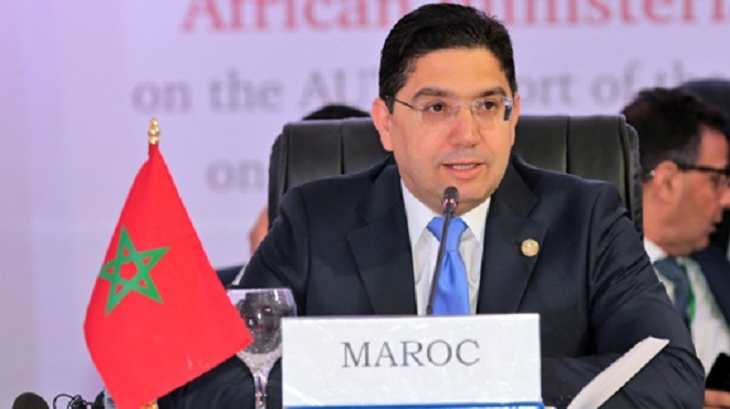 Egypte : Nasser  Bourita représente SM le Roi à l'Africa Investment Forum 2019