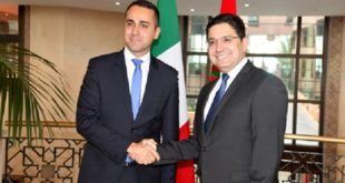 """Sahara marocain : L'Italie salue """"les efforts sérieux et crédibles"""" menés par le Maroc"""