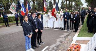 Casablanca : Commémoration du 101è anniversaire de l'Armistice de 1918