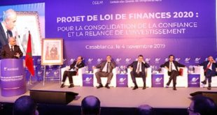 PLF-2020 : Les 7 mesures pour consolider la confiance et relancer l'investissement