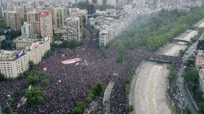 Chili : La protestation s'amplifie malgré les annonces du président