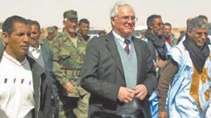 Naoufal Bouamri, spécialiste des questions sahariennes