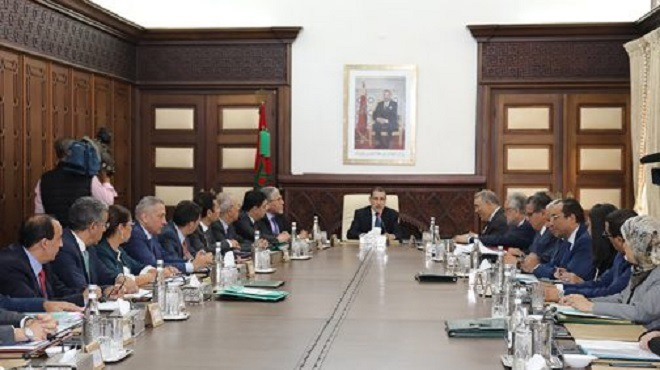 Rabat : Le gouvernement compte renforcer son arsenal juridique