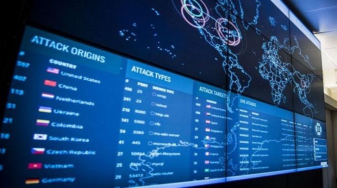Une cyberattaque mondiale contre la propagande en ligne des militants du groupe Etat islamique (EI)