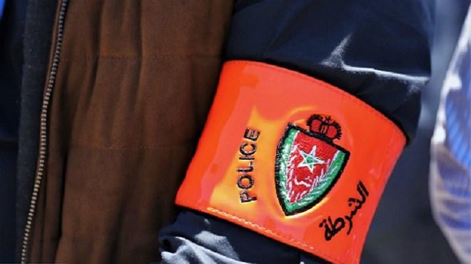 Arrestation à Rabat d'un ressortissant espagnol en application d'un mandat d'arrêt international émis par les autorités espagnoles