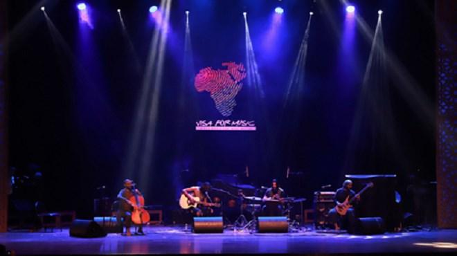 Rabat : Tomber de rideau sur le Festival Visa For Music