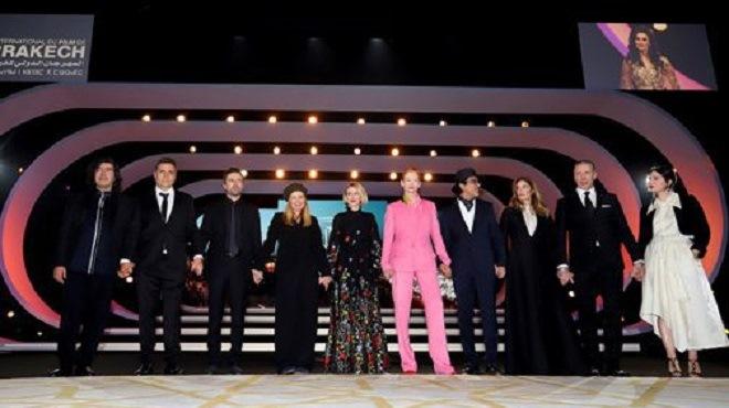 Marrakech : Ouverture de la 18ème édition du Festival international du Film