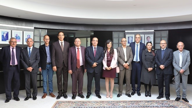 Rabat : Installation du jury du Grand prix national de la presse
