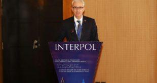 Défis sécuritaires : Le SG d'Interpol plaide à Marrakech pour une coopération transnationale