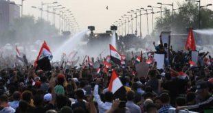 Irak : Les manifestants veulent  la chute du régime