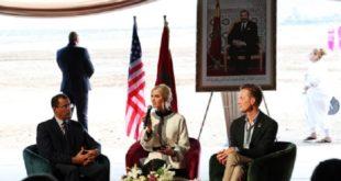 Ivanka Trump salue le leadership de Sa Majesté le Roi Mohammed VI