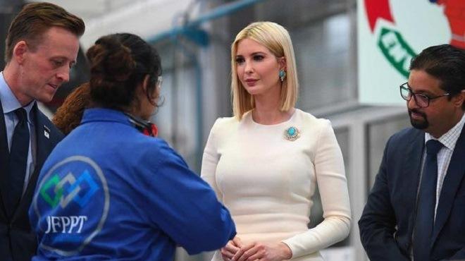 Ivanka Trump chez les ingénieurs : Et bientôt un événement planétaire au Maroc…