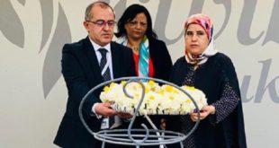 Rwanda : Jamila Moussali rend hommage aux victimes du génocide de 1994