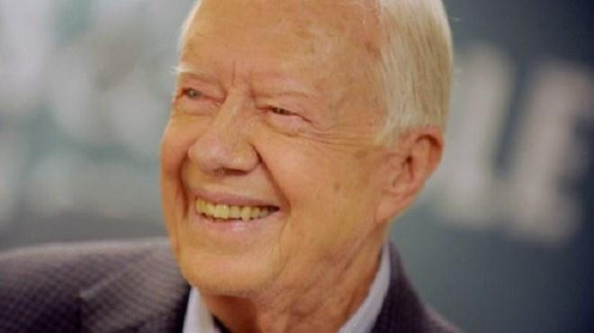 L'ancien président américain Jimmy Carter vient d'être hospitalisé
