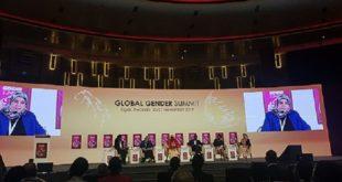 Jamila Moussali représente SM le Roi au Sommet mondial sur le Genre à Kigali