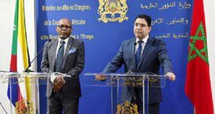 Diplomatie : Les Îles Comores annoncent l'ouverture d'un Consulat général à Laâyoune