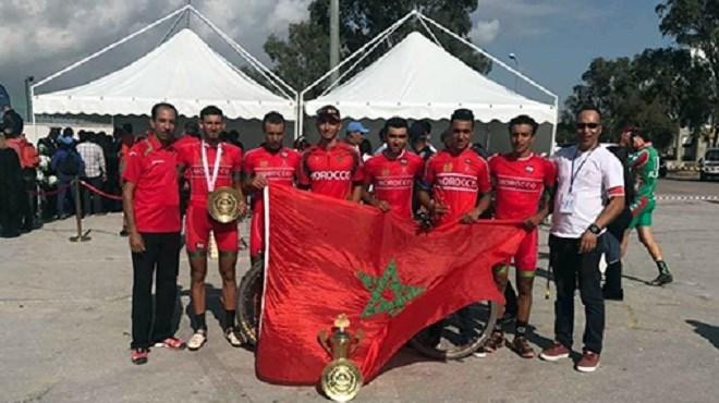 Tunis : 3ème édition du Championnat arabe de vélo de montagne (VTT)