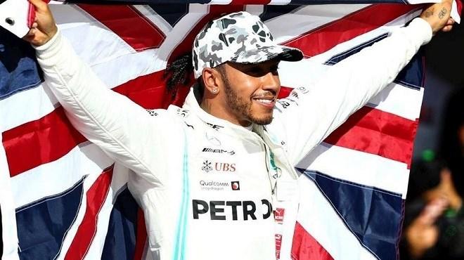 F1 : Lewis Hamilton sacré champion du monde pour la 6ème fois