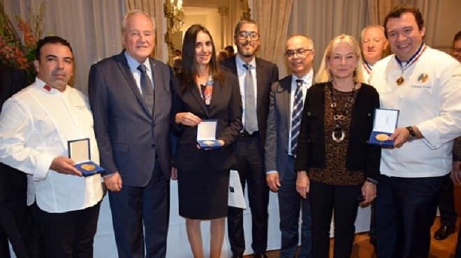 Palais du Luxembourg : Semaine de la gastronomie marocaine