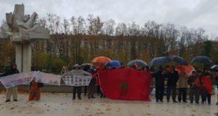Espagne : Manifestation en solidarité avec les victimes des graves violations des droits de l'Homme commises par le polisario