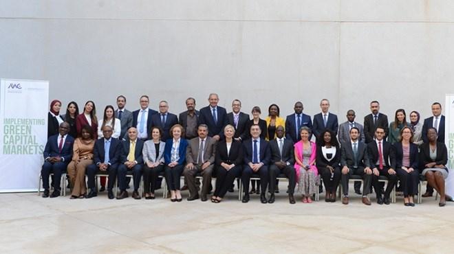 L'AMMC promeut la finance verte en Afrique