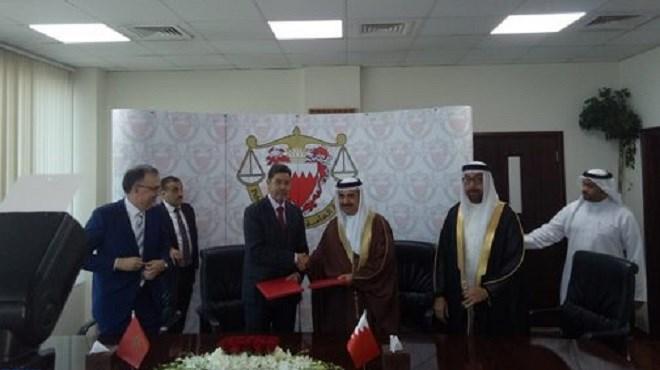 Le Maroc et le Bahreïn s'engagent à renforcer leur coopération judiciaire