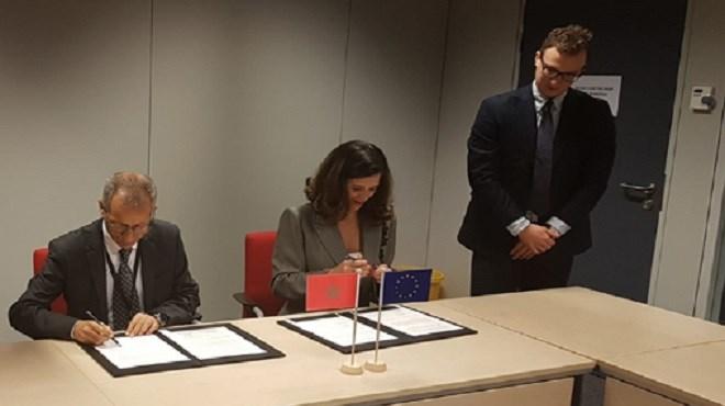 Le Maroc et l'UE signent la mise en œuvre du partenariat euro-méditerranéen pour la recherche