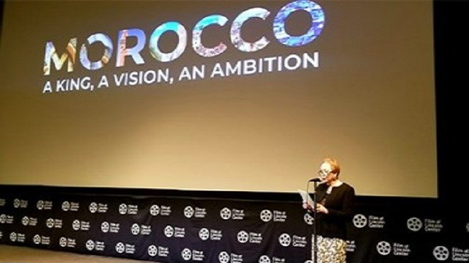 "Projection à New York du film documentaire ""Maroc : Un Roi, une Vision, une Ambition"""